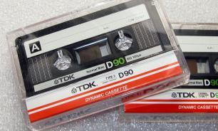 В Японии снова входят в моду аудиокассеты