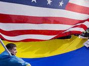 Украина: Европа за мир, Америка против