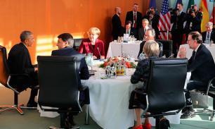 Обама сколачивает в ЕС антиамериканский блок