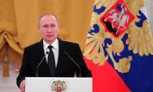 Социологи: Рейтинг Путина вырос до максимума