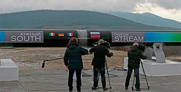 """Болгария надеется на возвращение """"Южного потока""""? - Прямой эфир Pravda.Ru"""