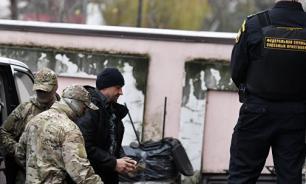 """""""Мемориал"""" признал задержанных украинских моряков политзаключенными"""