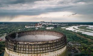 Глава МИД Франции посетил Чернобыль