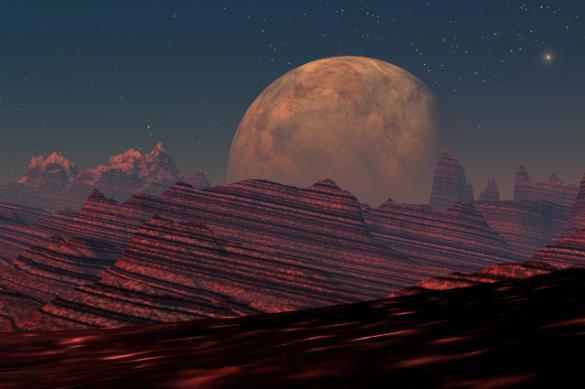 Космонавты из Эмиратов покорят Марс