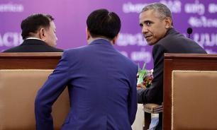 """Обама испугался """"мужского разговора"""" с президентом Филиппин"""