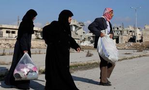 """Сверхнаглость: Туск назвал ЕС """"главным источником гуманитарной помощи для сирийцев"""""""