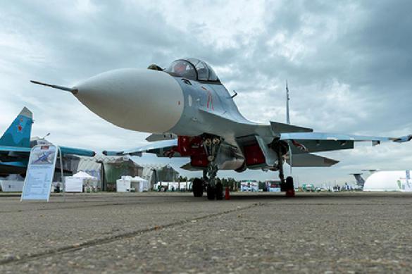 СМИ: российская база в Сирии пополнилась еще двумя Су-57
