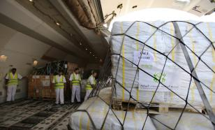 Верующие Сирии благодарны  россиянам за гуманитарную помощь