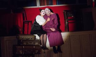 В Театре Армии: музыкальный трагифарс в духе немецкого кабаре