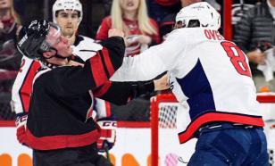 НХЛ может наказать старшего брата Свечникова за пост в адрес Овечкина
