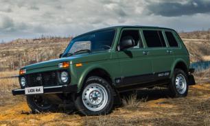 Самым популярным кроссовером с пробегом в России является Lada 4x4