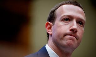 Цукерберг высказался за государственное регулирование интернета