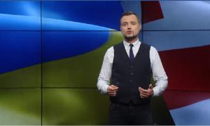 Украинский телеведущий нецензурно обругал Владимира Путина