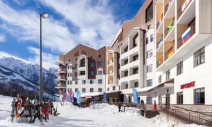 """На курорте """"Роза Хутор"""" откроется еще один четырехзвездочный отель"""