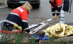 СМИ: российский пенсионер в Германии ранил в драке троих мигрантов