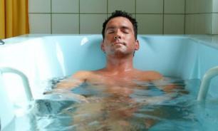 Горячая ванна поможет поддержать физическую форму