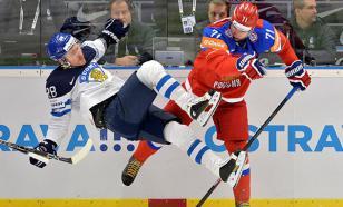 Россия проиграла Финляндии в полуфинале чемпионата мира по хоккею