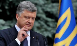Порошенко начал оправдывать возможный проигрыш на выборах вмешательством Москвы