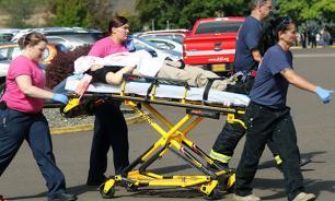 В США неизвестный устроил стрельбу, много раненых
