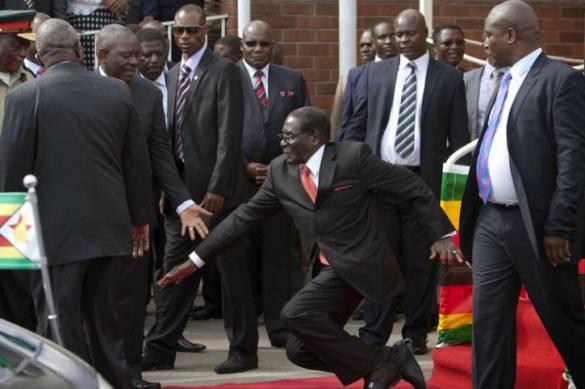 Военный переворот в Зимбабве:  водевиль по-африкански