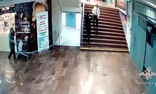 Стрельба в торговом центре Москвы