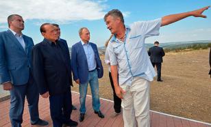 Визит Берлускони к Путину избавит Крым от негатива Европы - политолог
