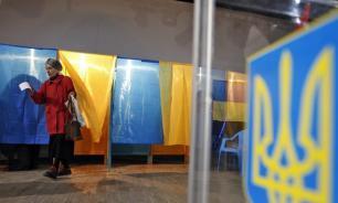 В СМИ появились первые результаты экзитполов на Украине