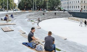 """Яму"" на Хохловской площади оставят как памятник архитектуры"