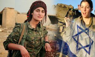 Поддержит ли Израиль курдов ?