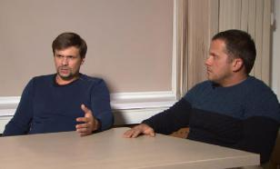 Лондон счел интервью Петрова и Боширова наказанием за провал