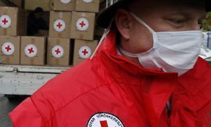 Красный Крест начнет поставки гуманитарной помощи в Венесуэлу