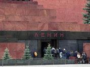 Либералы хоронят Ленина. Зюганов не против?