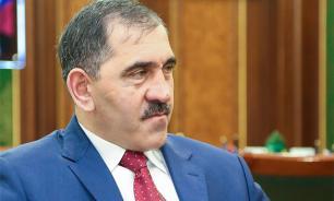 Глава Ингушетии поздравил весь депутатский корпус с наступающим Новым годом
