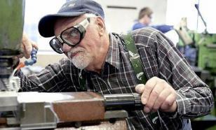 Росстат: граждане РФ предпенсионного возраста прекращают работать