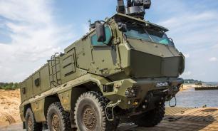 Бронеавтомобиль для Минобороны РФ может получить гражданскую версию
