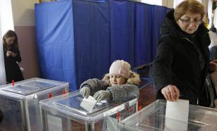Украина массово отказывается голосовать