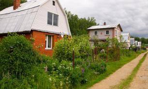 Дачи в российских регионах подешевели на 8% за год