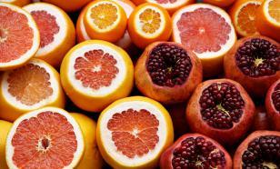 Добавление грейпфрута в рацион помогает сбросить вес