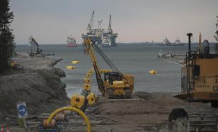 """На Украине хотят остановить строительство второй нитки  """"Турецкого потока"""""""