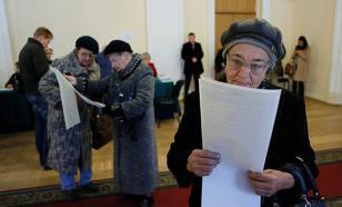 Выборы на Украине: Зеленский и Порошенко проходят во второй тур