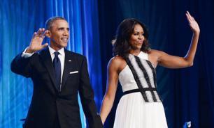 Обама совместно с супругой захотел снять сериал про Трампа