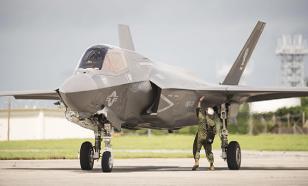 В Японии рассказали о причинах крушения истребителя F-35A