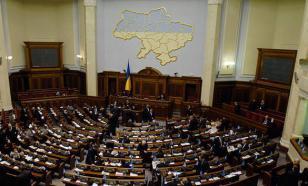 Депутат принес в Раду наручники для Яценюка