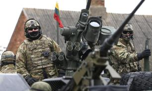 Армия Литвы организует лагерь для детей украинских солдат из Донбасса