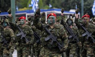 С военной базы в Греции пропали гранаты и противотанковые средства