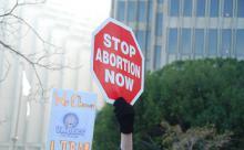 Соединенные Штаты ведут наступление на аборты