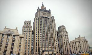 МИД России прокомментировал угрозы Киева по усилению санкций из-за моряков