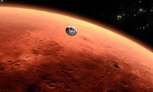 Роскосмос не будет отказываться от миссии на Марсе в 2016-м