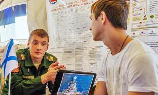 В России начался весенний призыв на службу в армию
