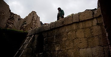Отряды ИГ приближаются к 2700-летней могиле Пророка Наума в Ираке